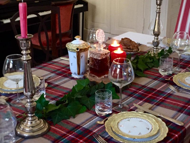 Dîner privé : Thanksgiving