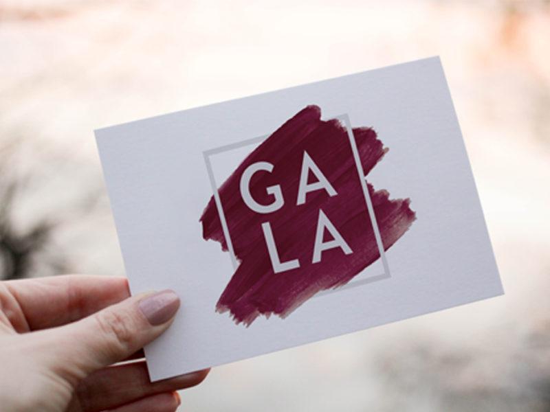 Gala stationary